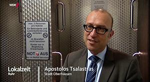 Tsalastras Lokalzeit